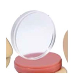Disco PMMA cristal 98mmØ