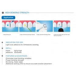 DX Orthodontic blue gel 4g